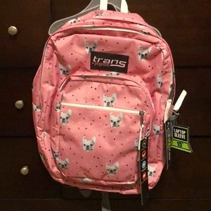 New Trans by Jansport backpack.